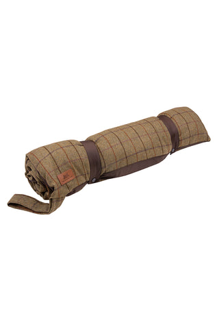 Kennel Club Tweed Travel Bed