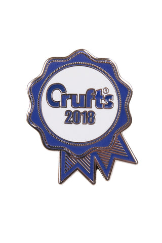 Crufts 2018 Pin Badge