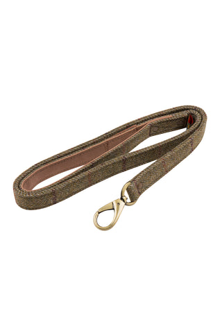 Kennel Club Tweed Dog Lead