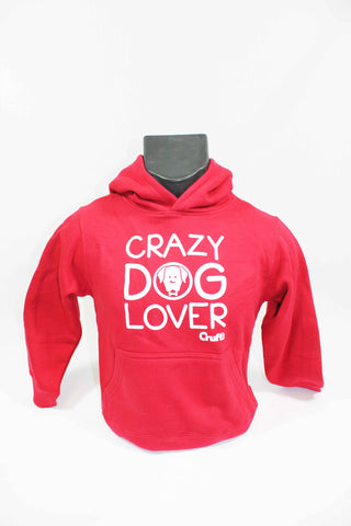 Children's Crazy Dog Lover Hoodie