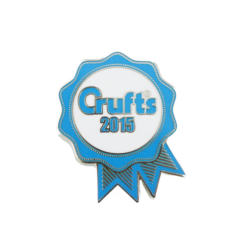 Crufts 2015 Pin Badge