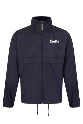 Crufts Navy Rain Mac