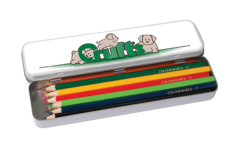 Crufts Pencil Case