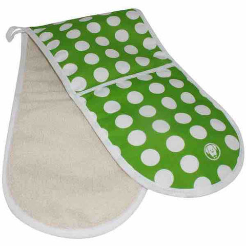Charlie Oven Gloves - Crufts and Kennel Club Gifts