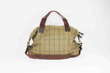 Tweed Weekender Bag - Crufts and Kennel Club Gifts