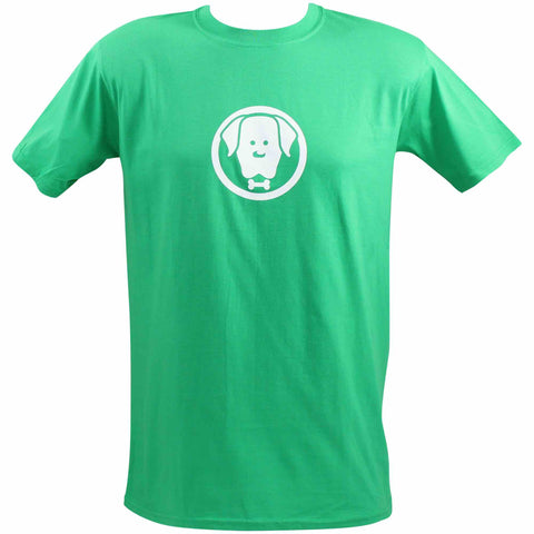 Unisex Charlie Green T-Shirt - Crufts and Kennel Club Gifts