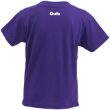 Children's Purple Charlie T-Shirt
