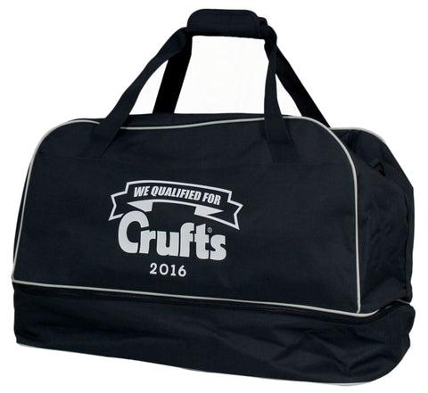We Qualified for Crufts 2016 Holdall - Crufts and Kennel Club Gifts
