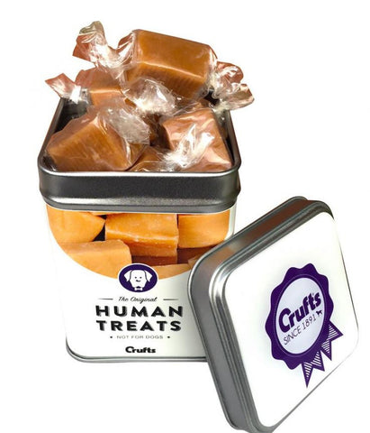 Human Treats - Fudge - Crufts and Kennel Club Gifts