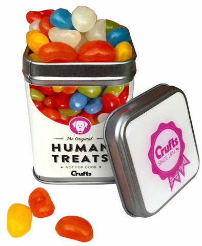 Human Treats - Jelly Beans - Crufts and Kennel Club Gifts