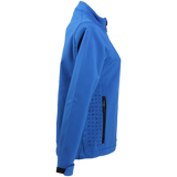Womans Royal Blue Soft Shell Jacket - Crufts and Kennel Club Gifts