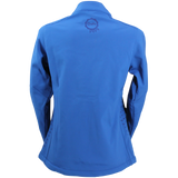 Womans Royal Blue Soft Shell Jacket
