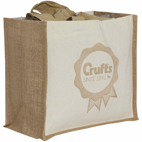 Crufts Rosette Tote Bag - Crufts and Kennel Club Gifts