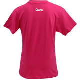 Children's Charlie Pink T-Shirt T-Shirt - Crufts and Kennel Club Gifts