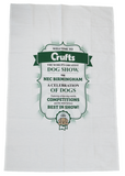 Crufts Marley Tea Towel