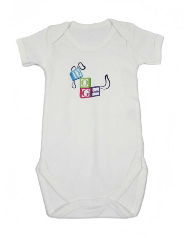 Crufts Baby Grow