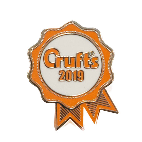 Crufts 2019 Pin Badge