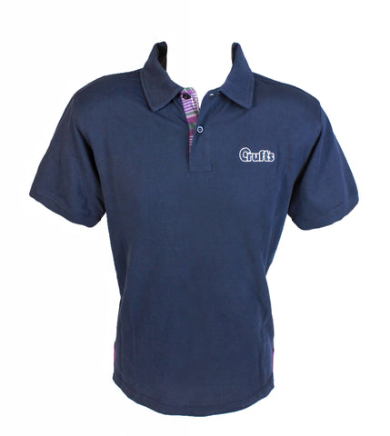 Crufts Navy Polo Shirt (Unisex)
