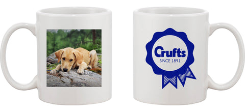 Crufts Personalised Mug