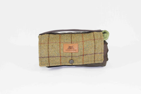 Tweed Picnic Blanket - Crufts and Kennel Club Gifts