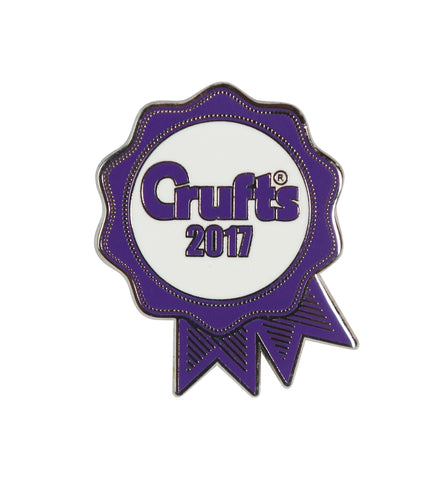 Crufts 2017 Pin Badge