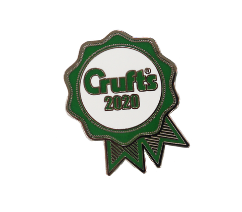 Crufts 2020 Pin Badge
