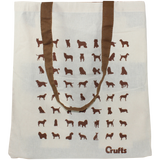 Crufts Silhouette Shopper Bag - Crufts and Kennel Club Gifts