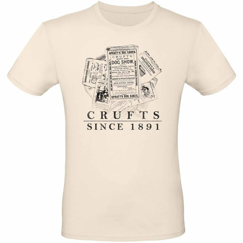 Crufts Rufus Vintage T-Shirt