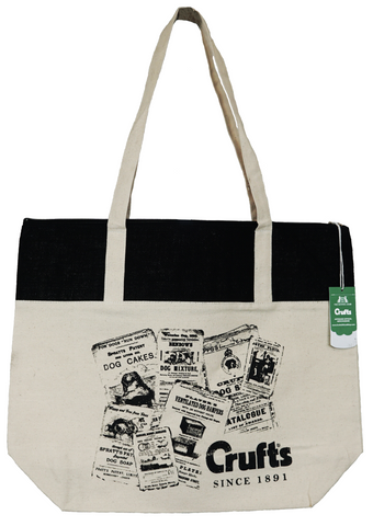 Crufts Rufus Tote Bag