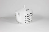 Bone China Crufts Silhouette Tea Pot