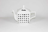 Bone China Crufts Silhouette Tea Pot - Crufts and Kennel Club Gifts