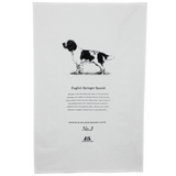 English Springer Spaniel Tea Towel - Crufts and Kennel Club Gifts