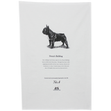 French Bulldog Tea Towel - Crufts and Kennel Club Gifts