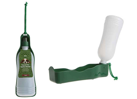 Crufts Travel Pet Water Bottle