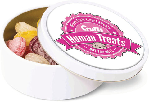 Human Treats Travel Sweets