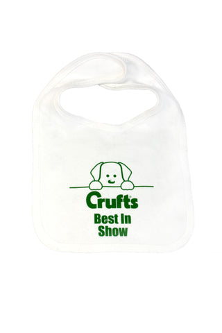 Best in Show Baby Bib