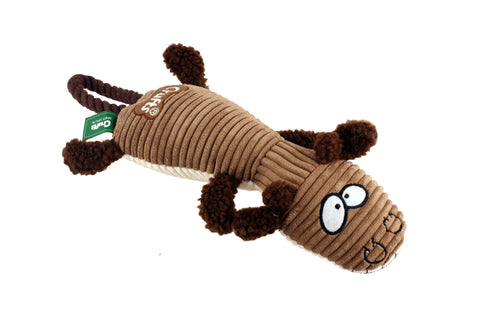 Squeaky Crufts Grinning Toy - Crufts and Kennel Club Gifts