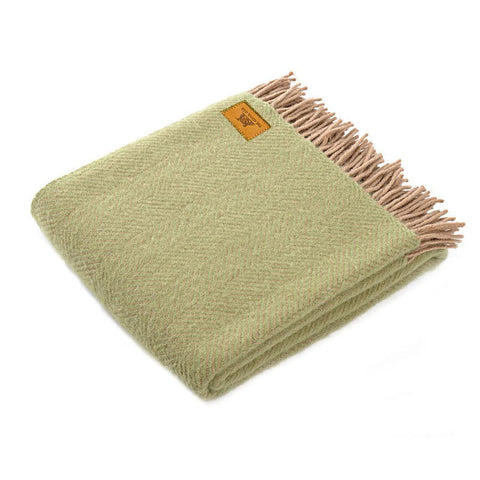 Pure New Wool Luxury Throw - Crufts and Kennel Club Gifts