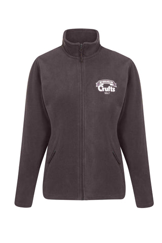 2017 We Qualified Grey Ladies Fit Fleece