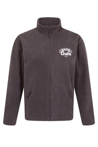 2017 We Qualified Grey Unisex Fleece