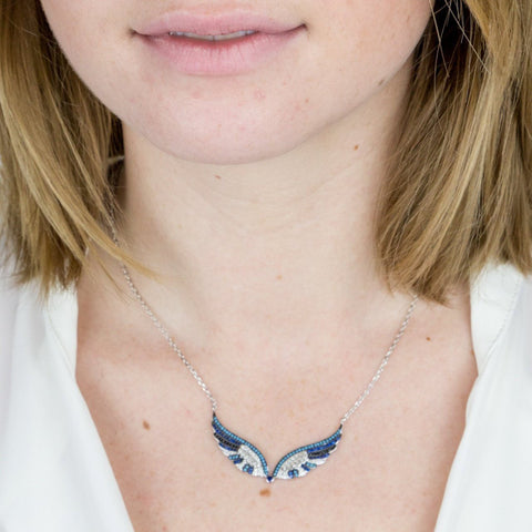 Collier Angel Wings