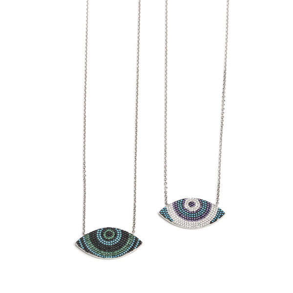 Collier Eye Wide Open