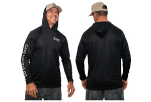 Lightweight HOODED Performance Jersey - Crew