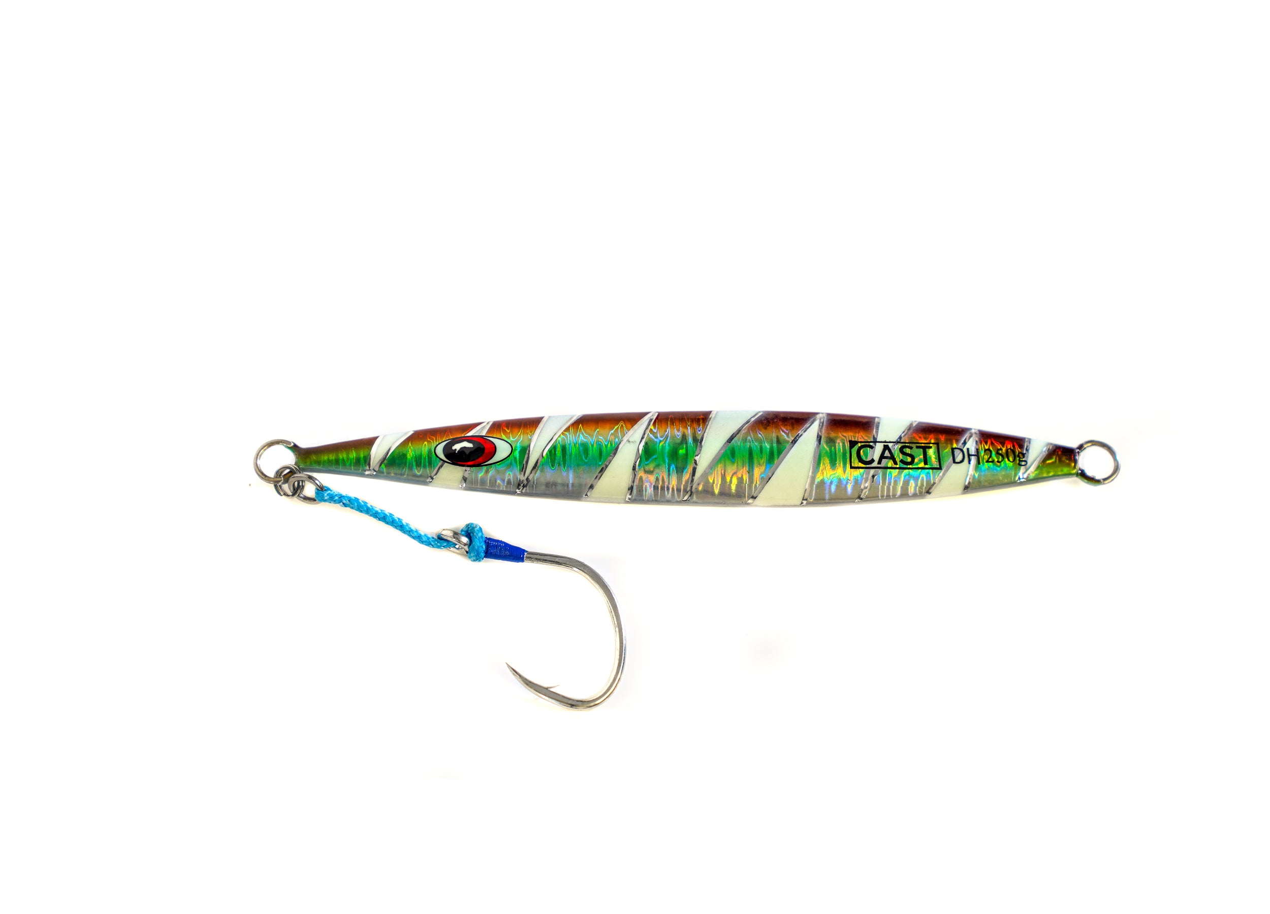 Depth Hunter Vertical Jigs - PRE RIGGED