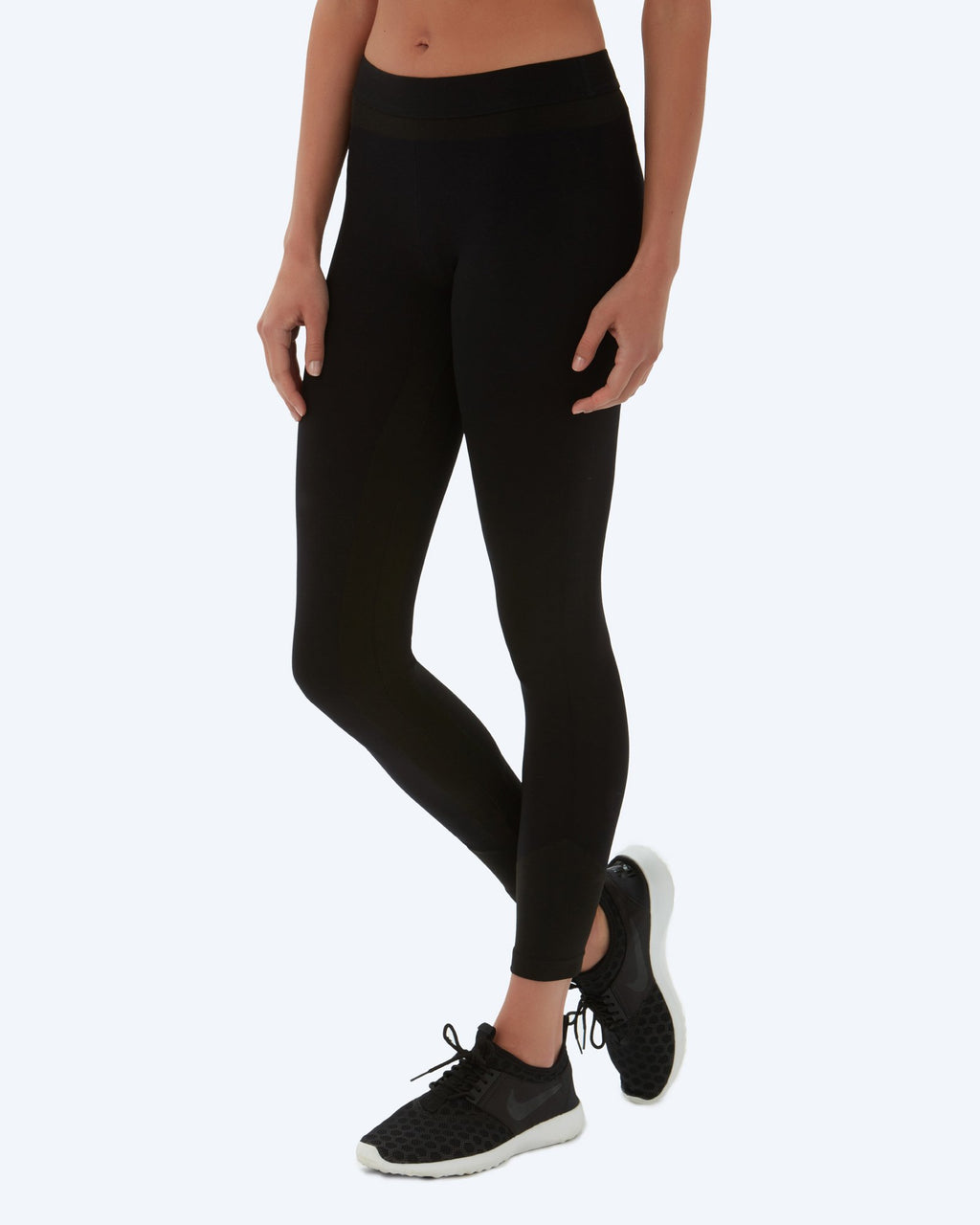 Jessa Sports Legging - Black - Vaara