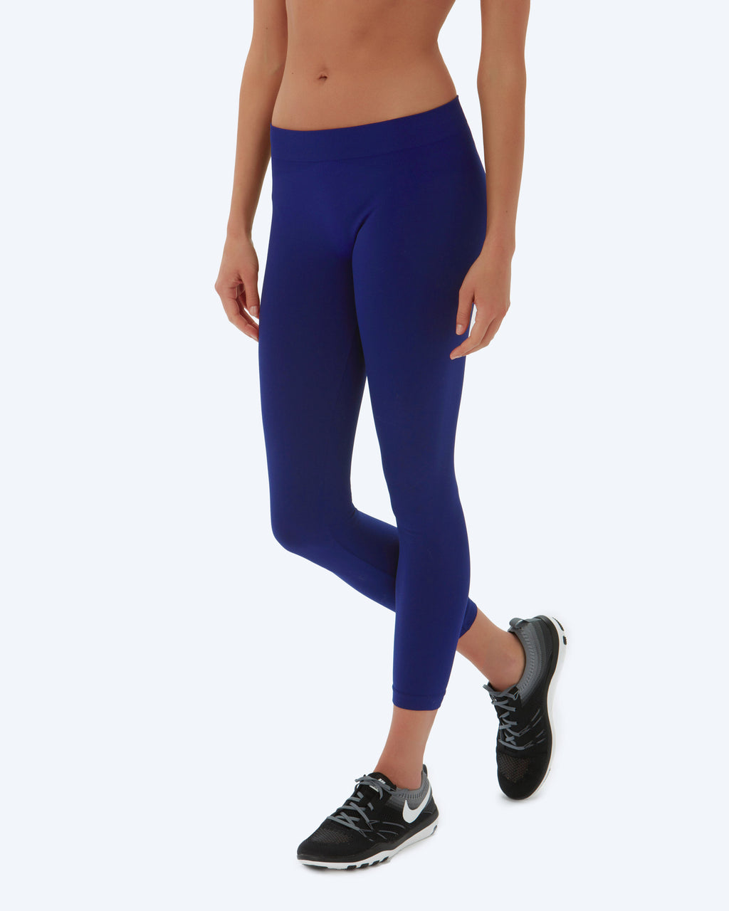 Little Blue Legging - Blue - Vaara