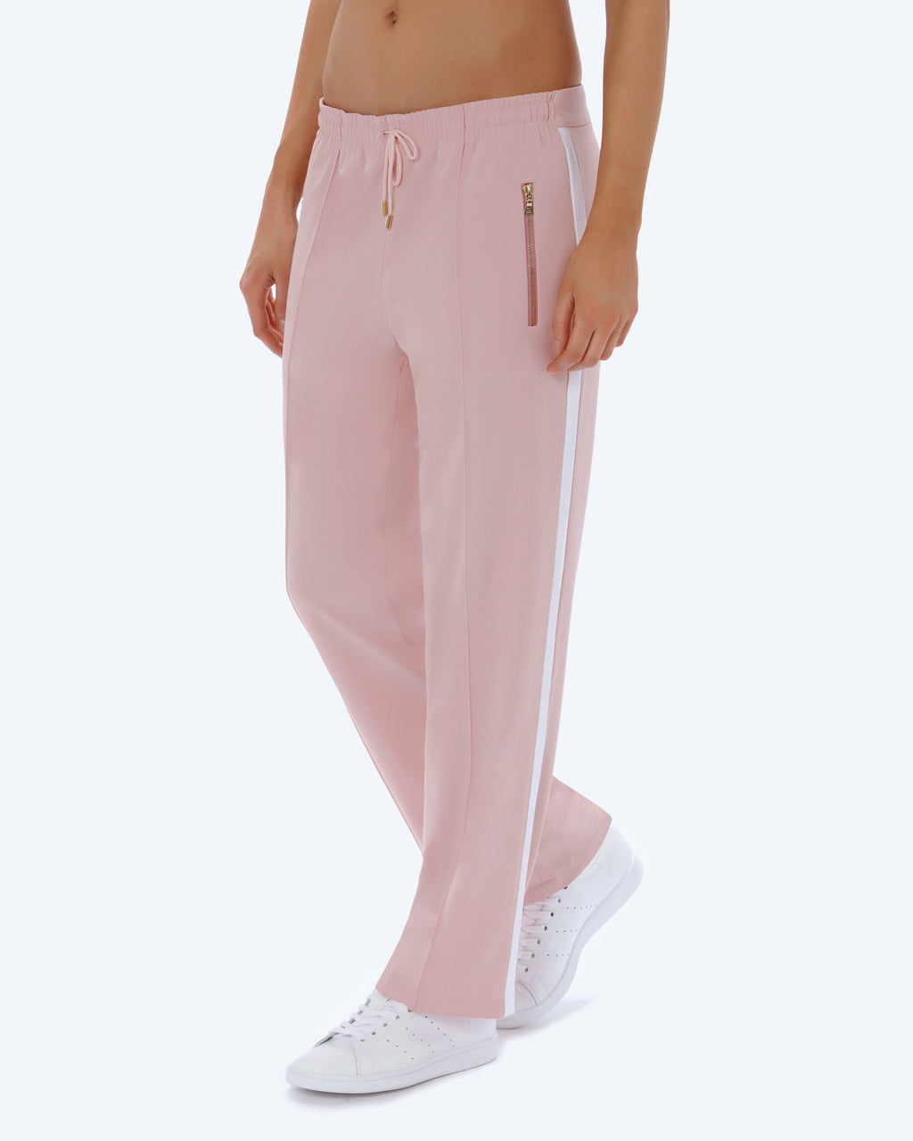 Karin Tailored Trackpant - Pink - Vaara