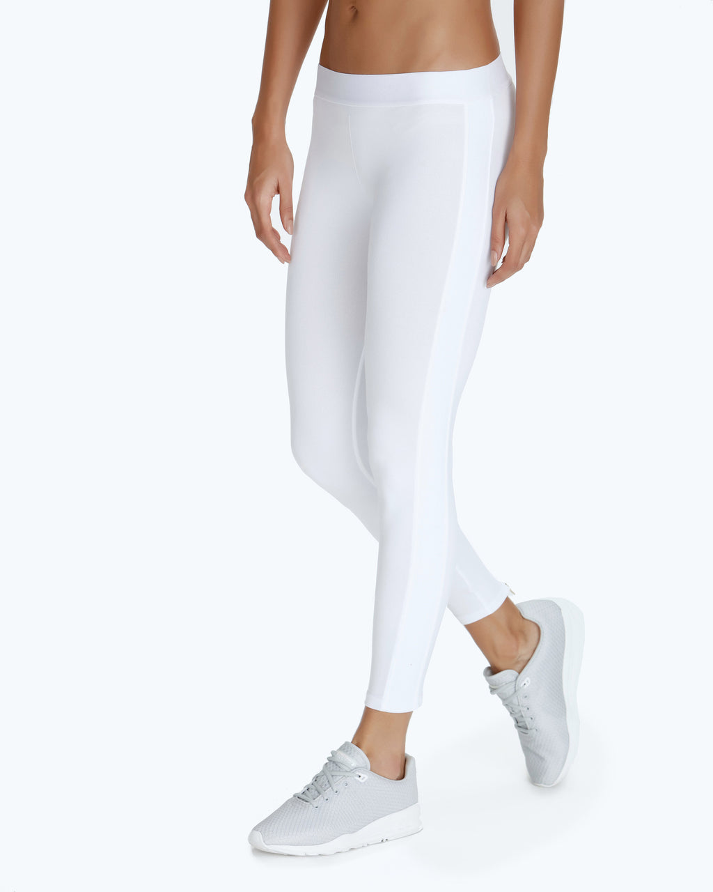 Alexis Fashion Legging - White - Vaara