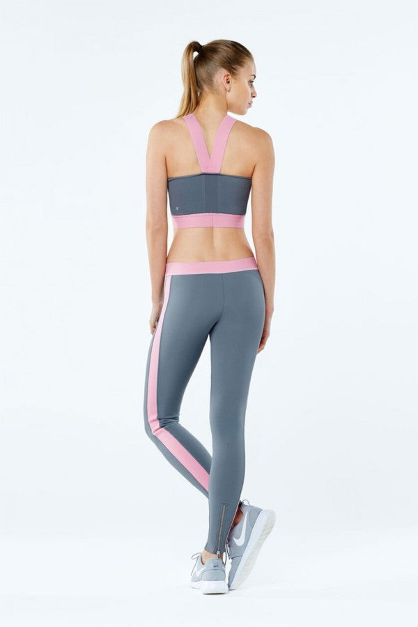 Sports Legging - Grey - Vaara