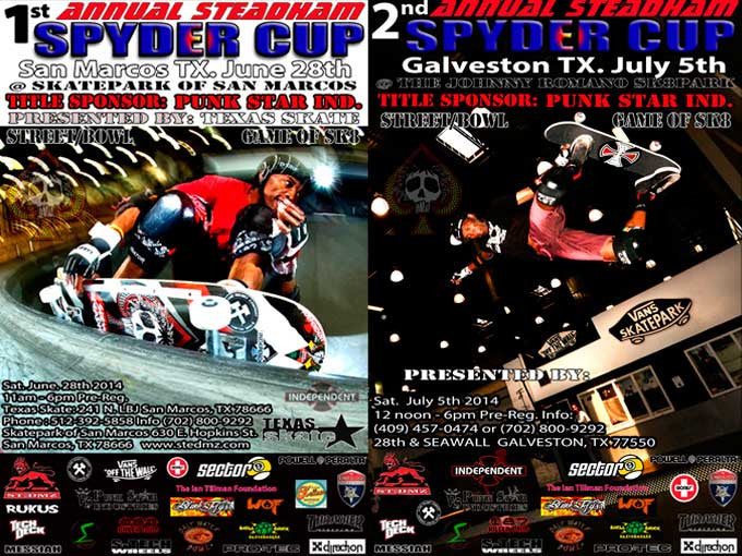 Spyder Cup Coming To The Lone Star State